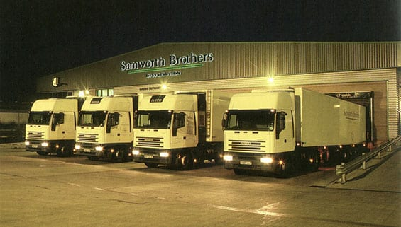 Samworth Brothers Distribution