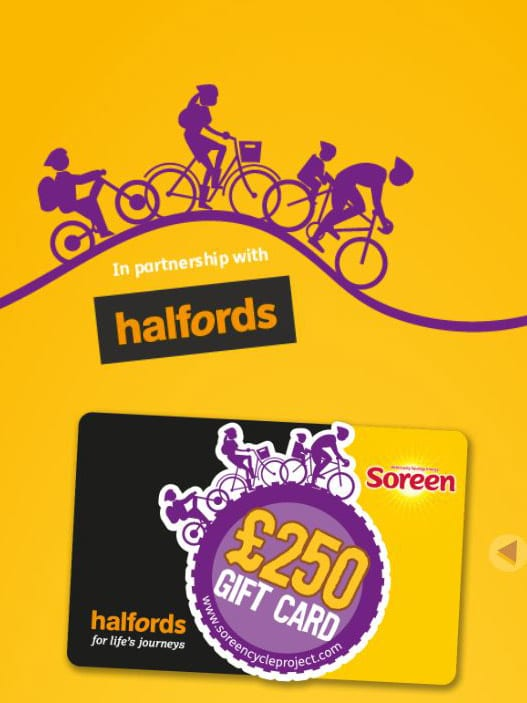 Soreen launches new Cycle Project