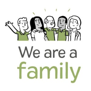 We are Family - SB
