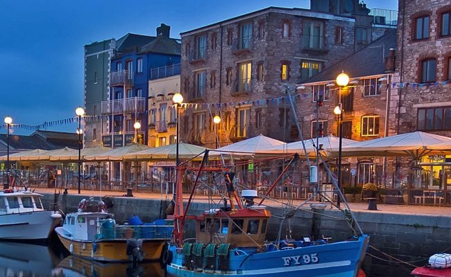 Barbican -Plymouth