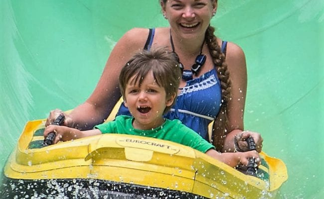 Devon's Top Attractions - Woodlands Family theme park